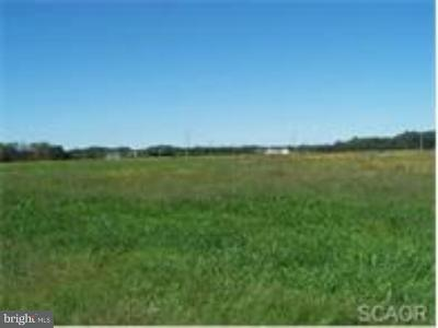 Wicomico County, WICOMICO COUNTY Residential Lots & Land For Sale: 122 Parker Road