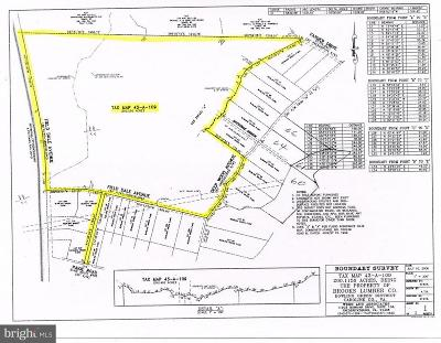 Caroline County Residential Lots & Land For Sale: Paige Road