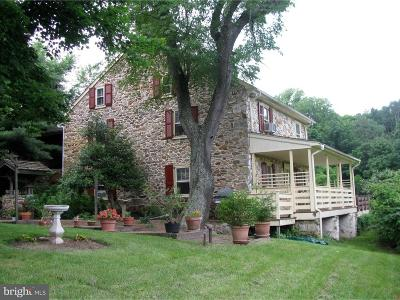 Chester Springs Single Family Home For Sale: 2301 Eagle Farms Road