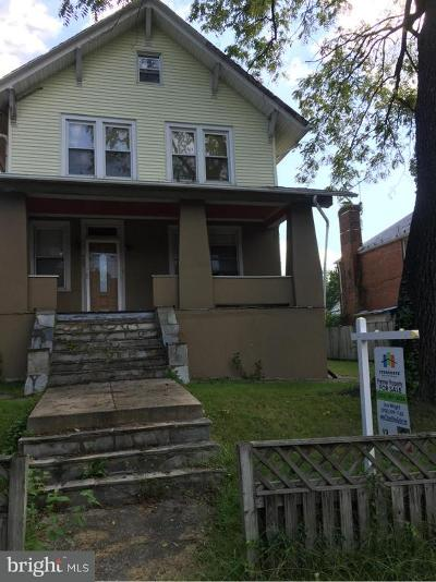 Single Family Home Under Contract: 5603 Capitol Street NE