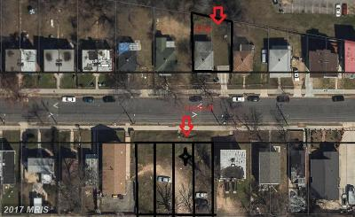 Residential Lots & Land Under Contract: 4251 Foote Street NE
