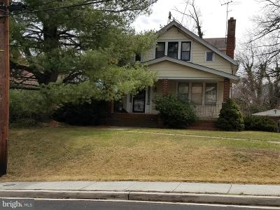 Washington County Single Family Home Under Contract: 2831 Brentwood Road NE