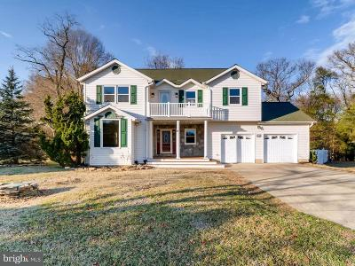 Pasadena Single Family Home For Sale: 7875 Whites Cove Road