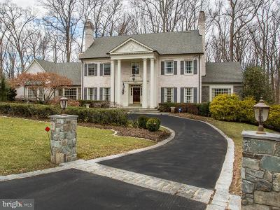 Potomac MD Single Family Home For Sale: $2,650,000