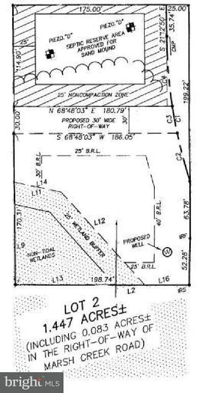 Preston MD Residential Lots & Land For Sale: $55,000