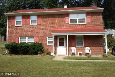 Hyattsville Single Family Home Under Contract