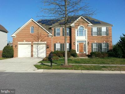 Upper Marlboro Single Family Home Under Contract: 2704 Galeshead Drive