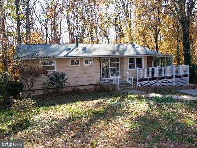 Falls Church Single Family Home For Sale: 3457 Mildred Drive