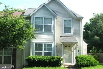 Bowie MD Townhouse Under Contract: $185,000