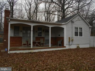 Clinton Single Family Home Under Contract: 8507 Dangerfield Road