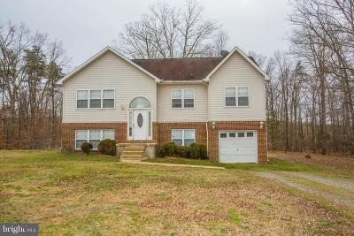 Brandywine Single Family Home Under Contract: 11301 Cross Road Trail