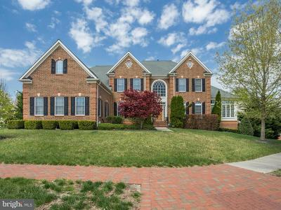 Upper Marlboro Single Family Home Under Contract: 15628 Copper Beech Drive