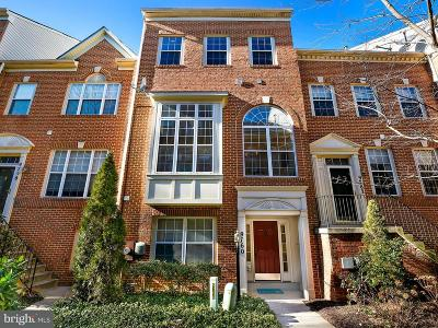 Montgomery County Townhouse For Sale: 9760 Athletic Way