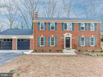 Dumfries Single Family Home For Sale: 4193 Waterway Drive