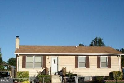 Lexington Park MD Single Family Home For Sale: $80,000