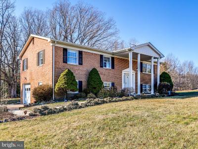 Charles County Single Family Home For Sale: 6445 Olivers Shop Road