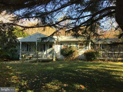King George Single Family Home Under Contract: 16453 Ridge Road