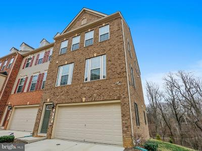 Capitol Heights Townhouse For Sale: 912 Evers Avenue