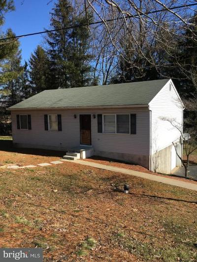 New Providence Single Family Home For Sale: 569 Cinder Road