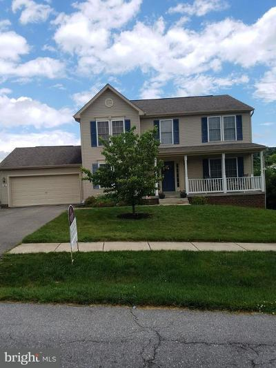 Smithsburg Single Family Home For Sale: 120 Bachtell Circle