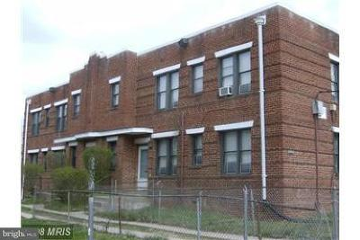 Washington DC Multi Family Home For Sale: $375,000