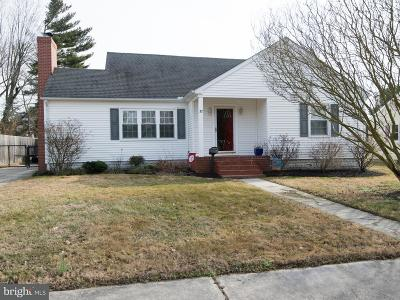 Dorchester County Single Family Home For Sale: 312 Talbot Avenue