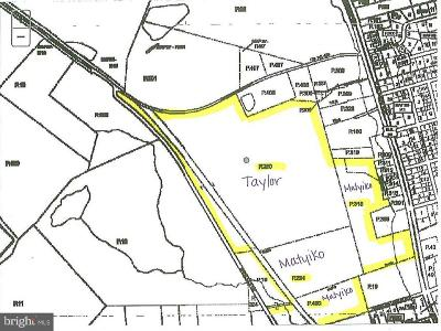 Wicomico County, WICOMICO COUNTY Residential Lots & Land Under Contract: Brick Kiln Road