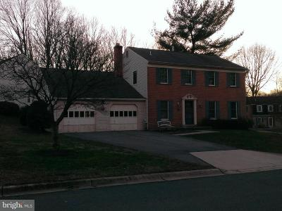 Montgomery County Single Family Home Under Contract: 11400 Cephise Court