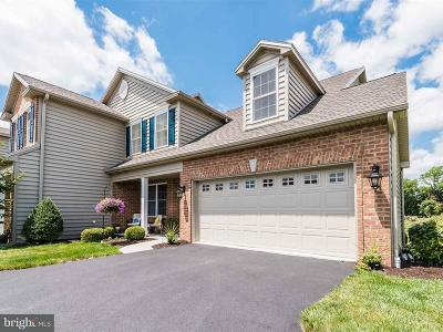 Camp Hill, Mechanicsburg Townhouse For Sale: 1745 Revere Drive