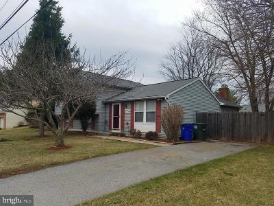 Frederick County Single Family Home For Sale: 1321 Butterfly Lane