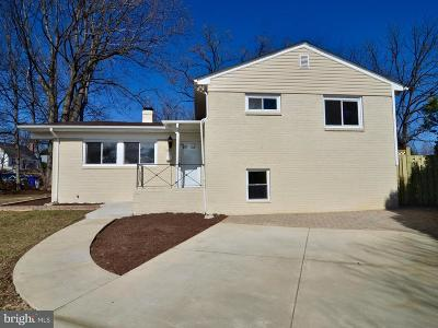 Montgomery County Single Family Home For Sale: 609 Perth Place