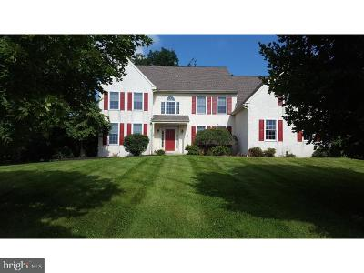 Phoenixville Single Family Home For Sale: 107 Brimful Drive