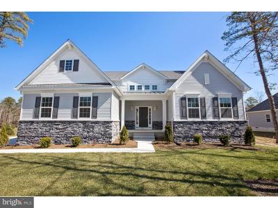 Medford Twp Single Family Home For Sale: 14 Highland Trail