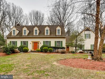 Gaithersburg Single Family Home For Sale: 8216 Plum Creek Drive