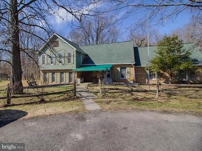 Fort Washington MD Single Family Home For Sale: $375,000
