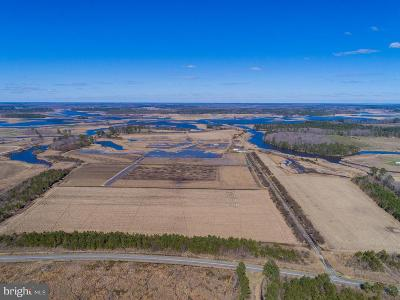Cambridge Residential Lots & Land For Sale: 3754 Griffith Neck Road