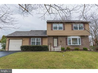 Bucks County Single Family Home For Sale: 278 Greenview Road