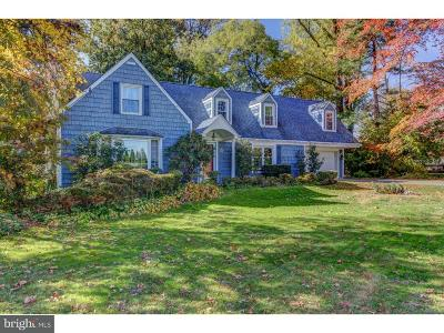 Moorestown Single Family Home For Sale: 642 Chester Avenue