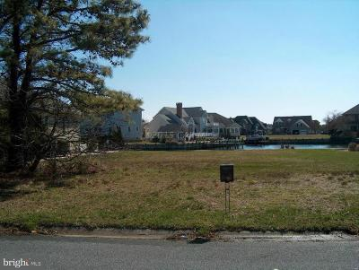 Worcester County, WORCESTER COUNTY Residential Lots & Land For Sale: 4 Leslie Mews Road