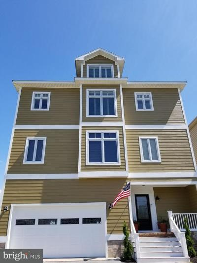 Ocean City MD Single Family Home For Sale: $809,900
