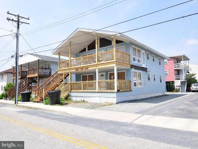Ocean City MD Single Family Home For Sale: $1,200,000