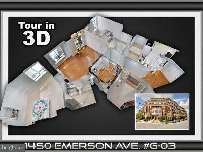 McLean Condo For Sale: 1450 Emerson Avenue #G03-3