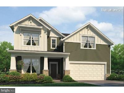 Downingtown Single Family Home For Sale: Lot 208 Seven Springs Lane