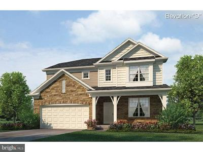 Downingtown Single Family Home For Sale: Lot 210 Seven Springs Lane