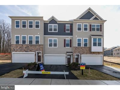 Downingtown Townhouse For Sale: 302 Dawson Place