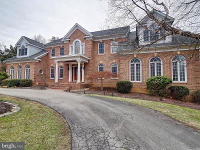 Fairfax Station VA Single Family Home For Sale: $1,175,000