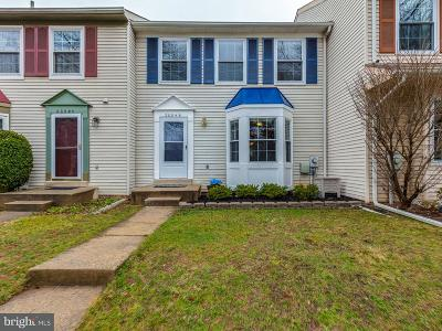 Montgomery County Townhouse For Sale: 20546 Afternoon Lane