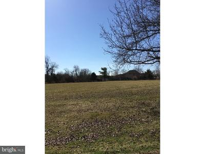 Bucks County Residential Lots & Land For Sale: Lot 3 Jericho Valley Drive