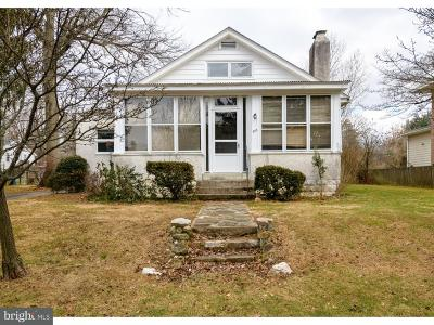 Single Family Home For Sale: 813 S Church Street