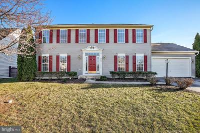 Walkersville Single Family Home For Sale: 117 Polaris Drive